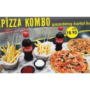 Pizza kombo